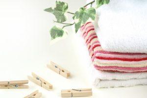 新しいタオルは毛だらけで嫌!ふんわりキープで繊維も出ない洗濯方法