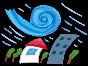 台風とハリケーンとサイクロンとトルネードの違い、知ってる?
