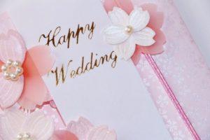 結婚式当日に台風が直撃して欠席せざるを得ない場合のご祝儀は?
