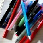 油性ペンのインクが残っているのに出なくなった時の原因と解消方法