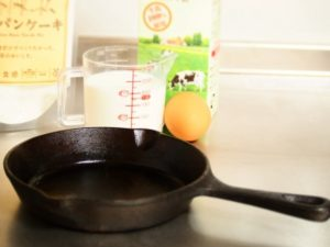 カップケーキをフライパンを使って焼く方法と綺麗に作るためのコツ