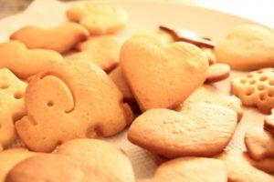 手作りしたクッキーが固いのはなぜ?原因とサクサクに焼く方法