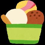 アイスクリームとシャーベットとジェラートとソルベの違いは何?