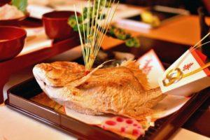 お食い初めに使う魚は鯛以外でも大丈夫?