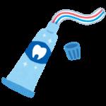 衣服に付いた歯磨き粉のシミをきれいに落とす方法はある?