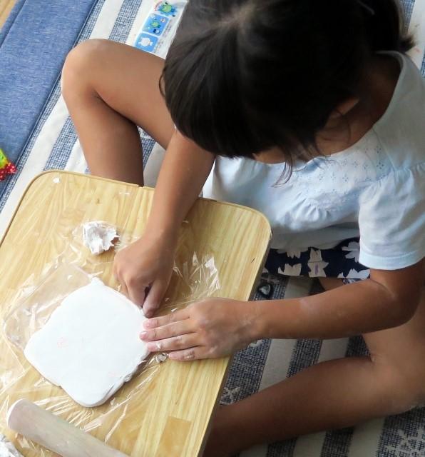 うっかり紙粘土が固まった場合に元に戻す方法はある?