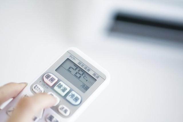 冷房とドライの違いは何?使い分けるポイントは?