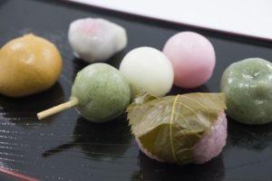 白玉粉と団子粉ともち粉と上新粉の違いは何?それぞれに適したお菓子もご紹介