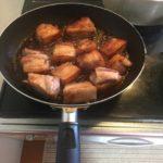 豚の角煮は最初にお肉を焼く?焼かない?どっちが正解?